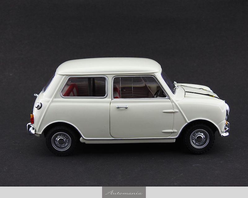 Mini Cooper Austin Mk1 Cooper S White Automania