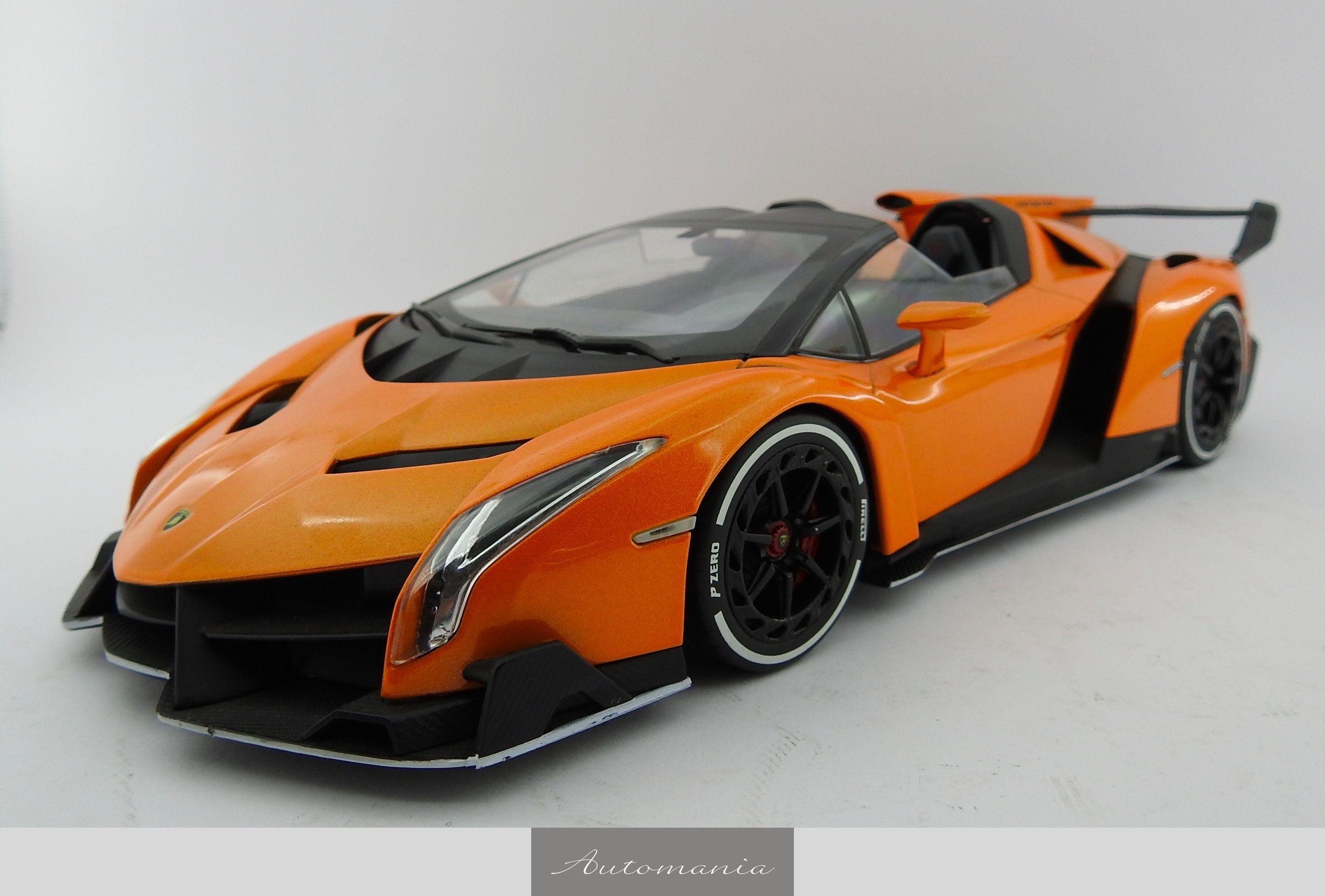 Home Design Story Questions Lamborghini Veneno Roadster Orange White Line Automania