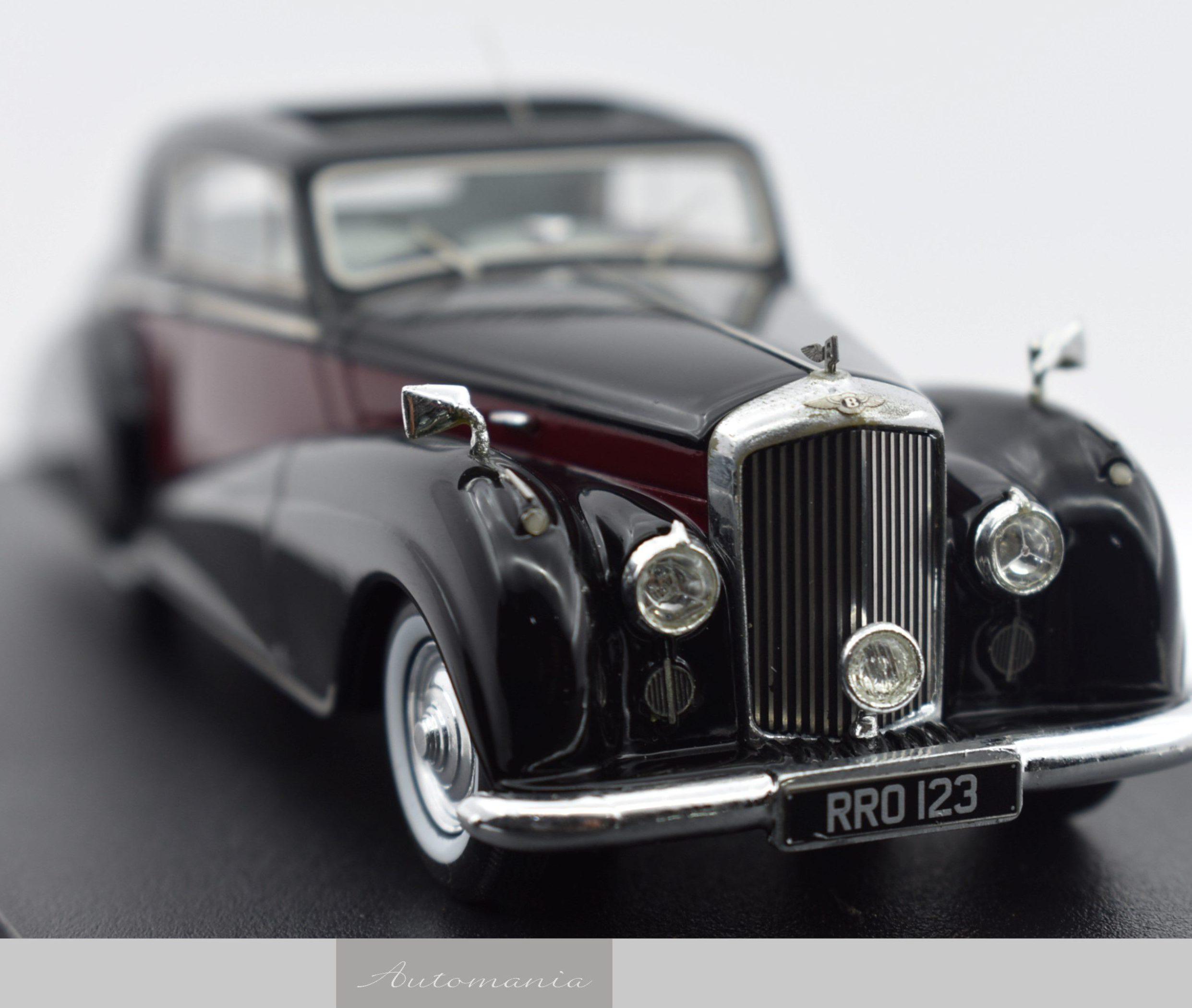 Bentley MK VI Park Ward FHC