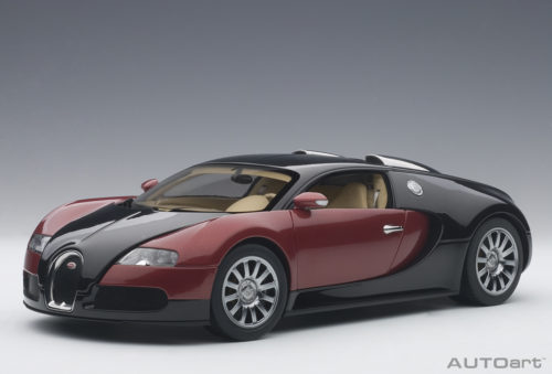 Bugatti, Eb, 16.4, Veyron, Production, Car, Interior, In, Beige, Body, Shell, In, Black, Red, (Limited, Edition, Of, 1, 200, Pieces, Worldwide, Miniature, Diecast, Scale, Model, Cars, India, Automania