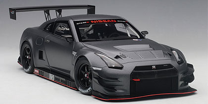 Nissan, Gt, R, Nismo, Gt3, Dark, Matt, Grey, Miniature, Diecast, Scale, Model, Cars, India, Automania