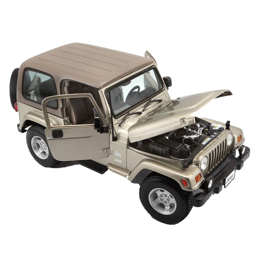 Jeep Wrangler Sahara Automania India